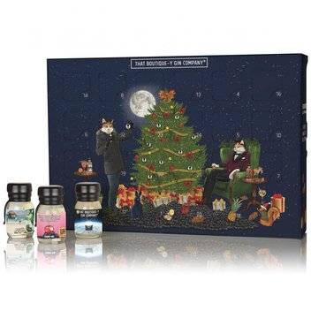 Win a gin advent calendar courtesy of That Boutique-y Gin Company