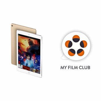 Win an 32GB iPad with MyFilmClub