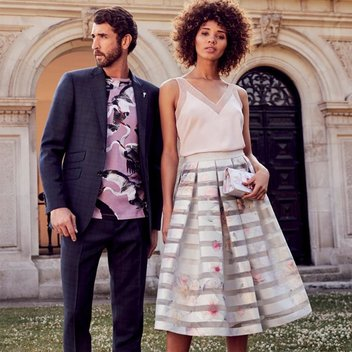 Sort out your new season wardrobe with a free £500 Ted Baker voucher