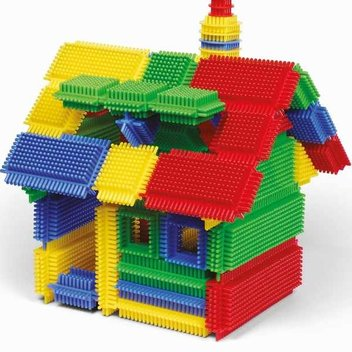 Receive a free Mums and Tots Stickle Bricks kit