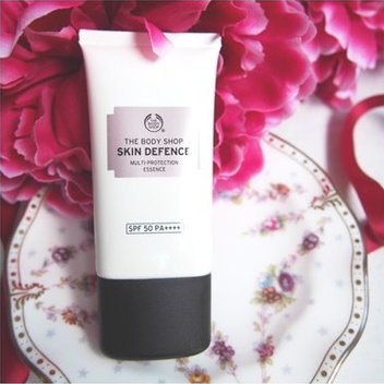 Claim a free Deluxe sample from The Body Shop