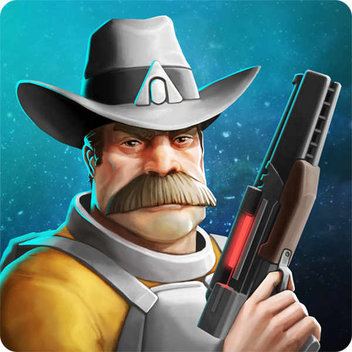 Free game, Space Marshals on the App Store