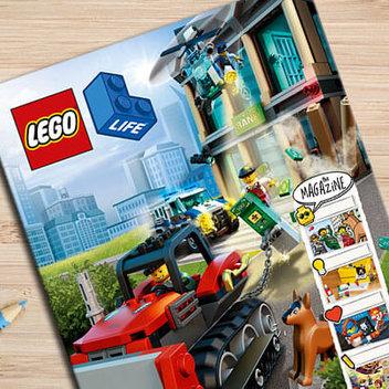 Free LEGO Life Magazines