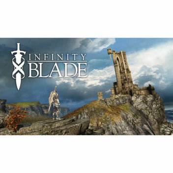 Free game, Infinity Blade on the App Store