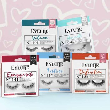 Score a free pack of Eylure False Eyelashes