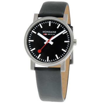 Get a gents stainless steel Swiss Watch