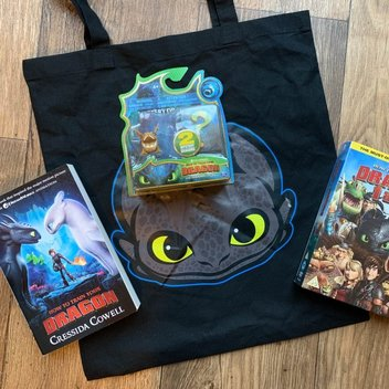 Get your hands on free How to Train Your Dragon goody bags