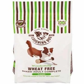 Free Laughing Dog Food pack