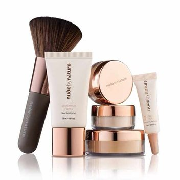 Win 1 of 5 Nude by Nature Complexion Kits
