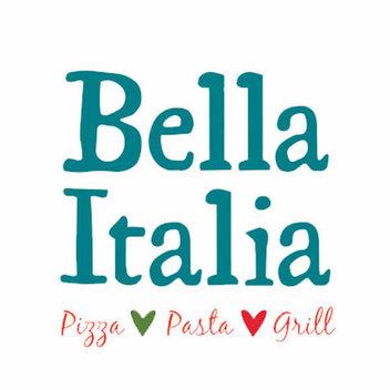 Free Bella Italia pizza or pasta dish