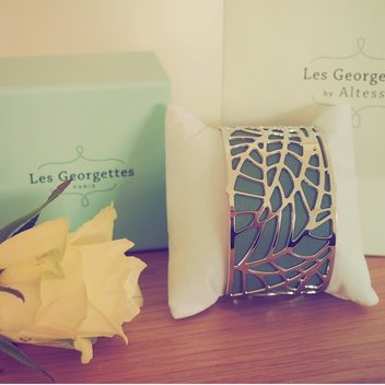 Accessorize with a Les Georgettes bangle