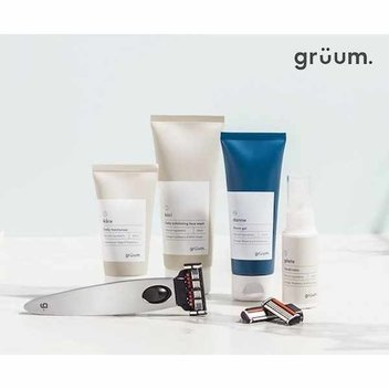 Win a year's supply of grooming products worth £250