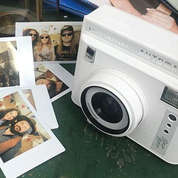 Win a Lomo'Instant Camera