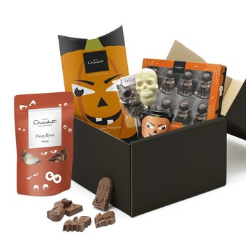 Have a free Halloween Hamper from Hotel Chocolat