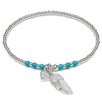 Win a Annie Haak silver boho bracelet & ring set