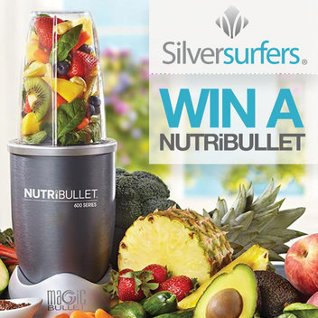 Stay healthy with a free NUTRiBULLET