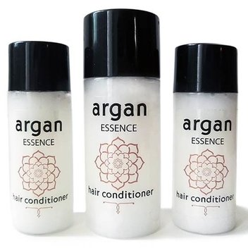 Treat your hair to a free sample of Argan Essence Conditioner