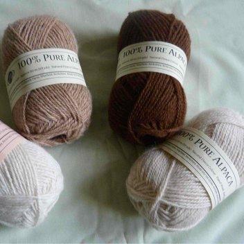 Free sample of yarn