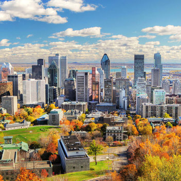 Take a free trip for 2 to Montréal worth over £3,750