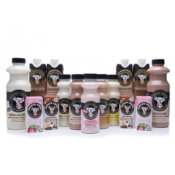 Delight in a delicious Milkshake hamper