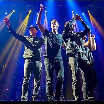 Free song, Coldplay: Hymn For The Weekend (Live From The BRITs)