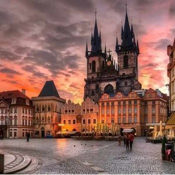 Take a free trip to Prague worth over £700