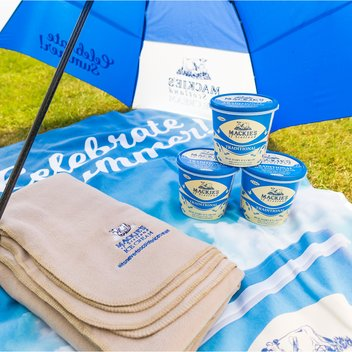 Celebrate Summer with a free Mackie's Kit