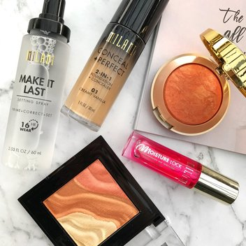 Get your hands on free Milani Cosmetics