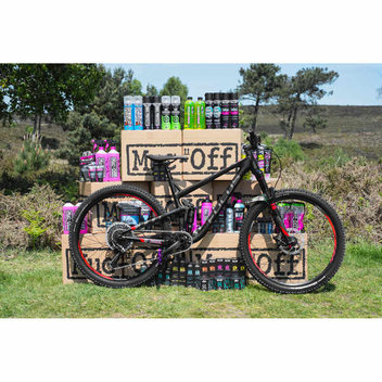 Win a £3000 Focus jam Lite MTB & a Lifetime supply of Muc-Off
