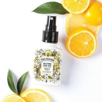 Try Poo-Pourri for free