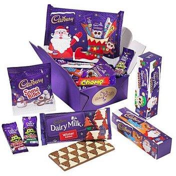Claim a free Cadbury's giftset