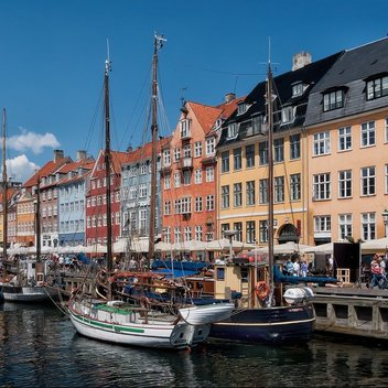 Take a 2-night city break in Copenhagen