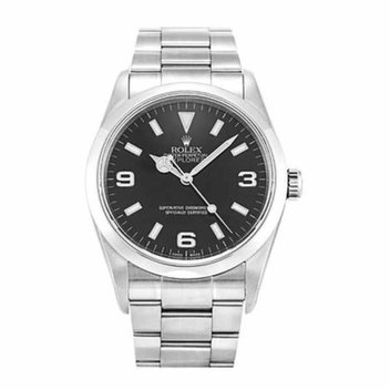 Win a pre-owned Rolex Explorer worth £3,000