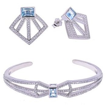 Win jewellery from H.AZEEM's new Sakura