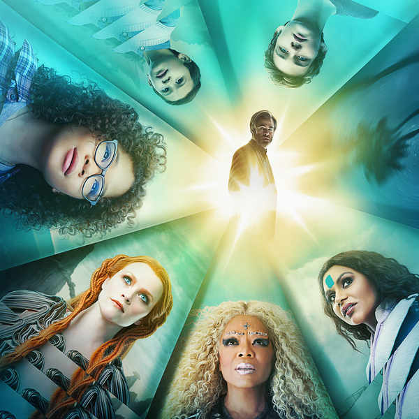 Claim a free copy of A Wrinkle in Time