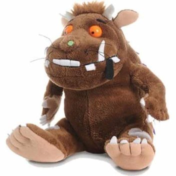 Win a Gruffalo soft toy & Organix bundle