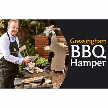 Win 1 of 3 Gressingham BBQ hampers