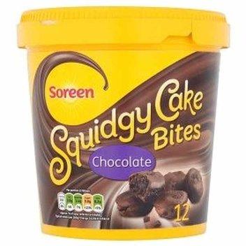 Free Tub of Soreen Chocolate Cake Bites