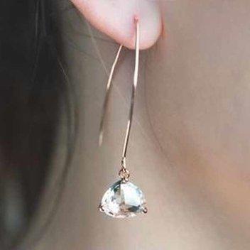 10 free Rose Gold Cleo earrings