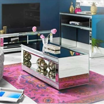 Add the Mirror Mirror Furniture Range to your home