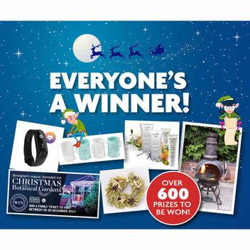 Score free prizes with Modern Gardens Magazine