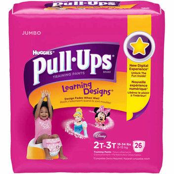 Claim a free Huggies Pull-Ups