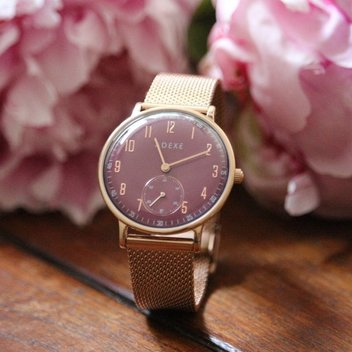 Pick out an ADEXE watch to win