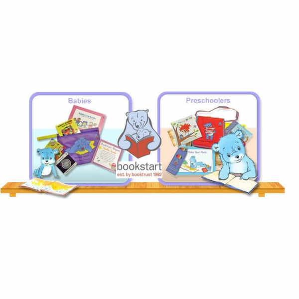 Free Book Pack from Bookstart
