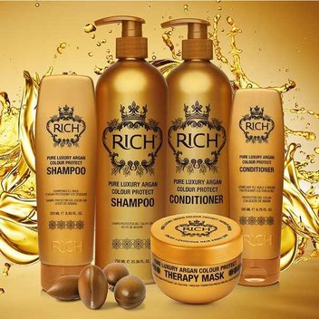 Try RICH Hair Care for free