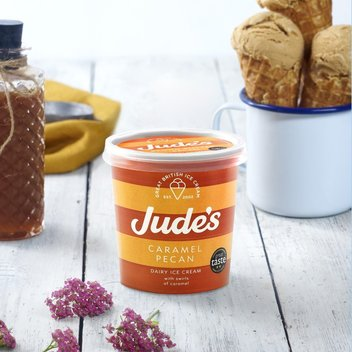 Indulge in a year's supply of Jude's Ice Cream