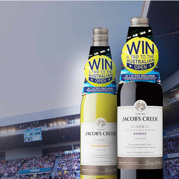 Win a Trip to the Australian Open and 500 iPad Minis