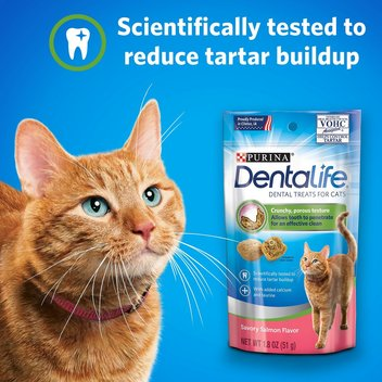 Free DentaLife Cat Dental Treats
