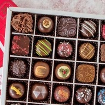 The Heavenly Chocolate Advent Giveaway