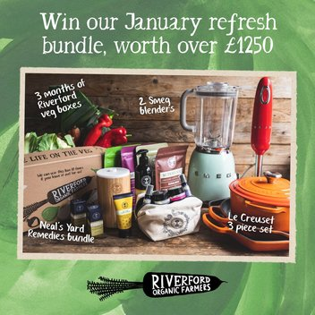 Redeem a January refresh bundle, worth over £1250